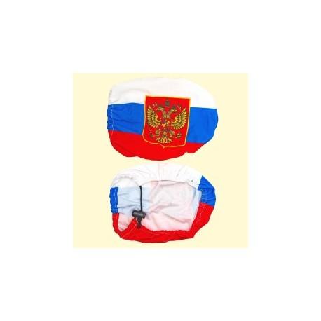 Cache rétroviseur Russe