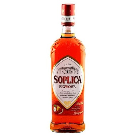 VODKA SOPLICA COING
