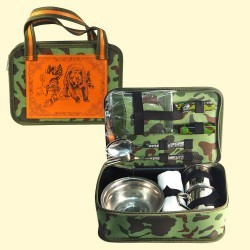 ENSEMBLE KIT DE CAMPING