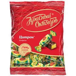 CHOCOLATS CITRON