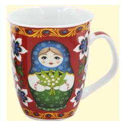 TASSE MATRIOCHKA ROUGE