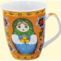 TASSE MATRIOCHKA ORANGE