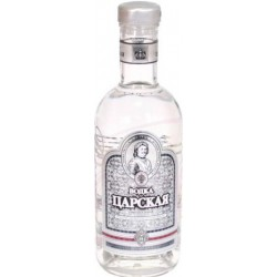 VODKA TSARSKAYA ORIGINAL ARGENT