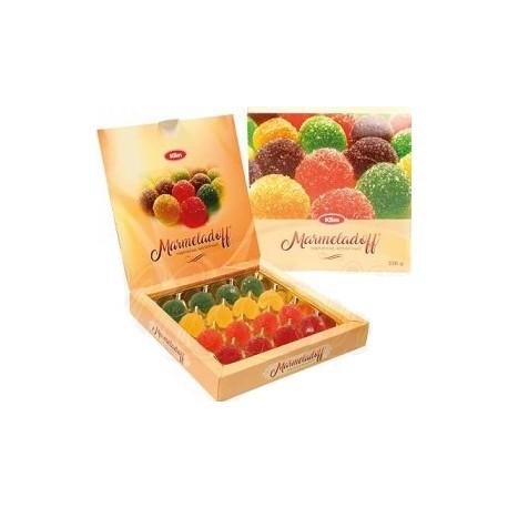 BOITE DE MARMELADE DE FRUITS