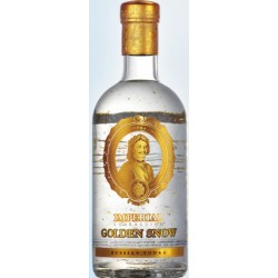 VODKA TSARSKAYA GOLD PEPITES D'OR