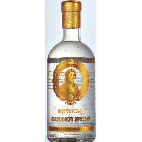 Vodka Tsarskaya Gold Pépites d'Or