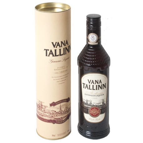 LIQUEUR VANA TALLINN (Edition collector)