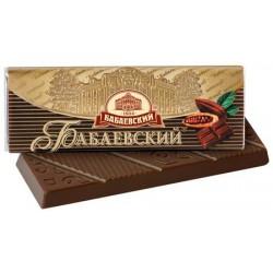 BARRE CHOCOLAT NOIR