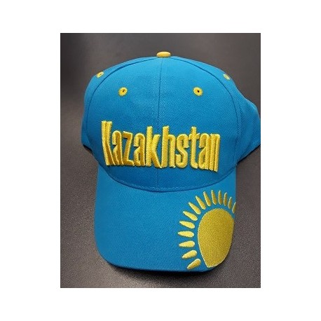 CASQUETTE KAZAKHSTAN