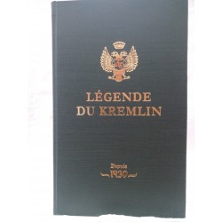 COFFRET VODKA LEGENDE DU KREMLIN