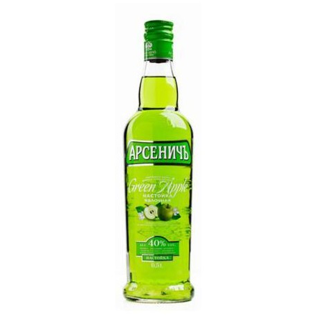 VODKA ARSENITCH POMME VERTE
