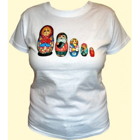 Tee-shirt Matriochka