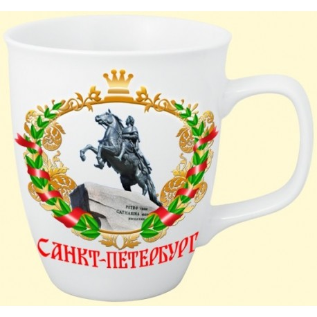 Mugs Saint-Petersbourg