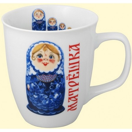 Mug Matriochka