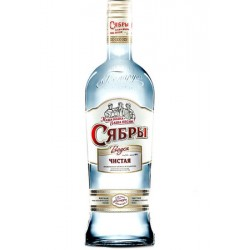 VODKA SYABRY PURE