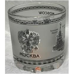 VERRE A VODKA MOSCOU