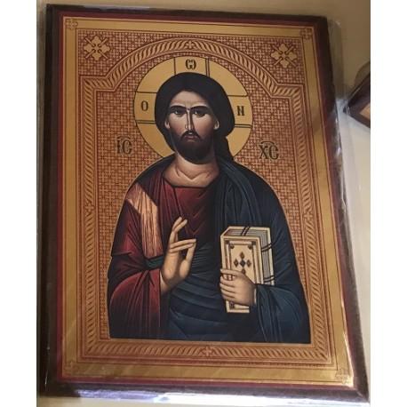 ICONE CHRIST PANTOKRATOR