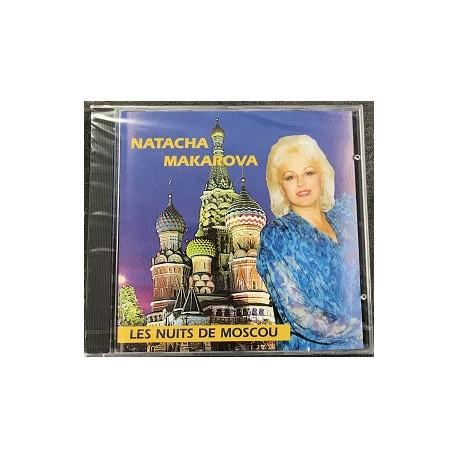 CD LES NUITS DE MOSCOU