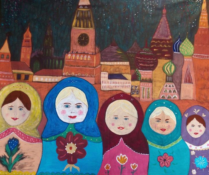 En Russie, la rvolte des ados ns sous Poutine - Libration